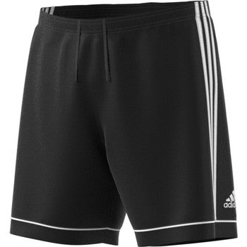 ADIDAS SQUAD17 YOUTH SHORT- BLACK/WHITE