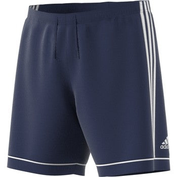 ADIDAS SQUAD17 YOUTH SHORT- NAVY/WHITE