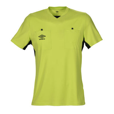 UMBRO PENALTY REFEREE JERSEY- LIME