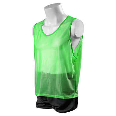 KWIK GOAL DELUXE TRAINING VEST - LIME