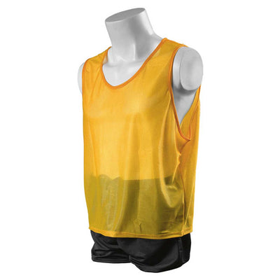 KWIK GOAL DELUXE TRAINING VEST - YELLOW