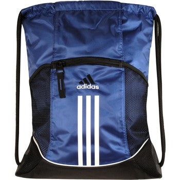 ADIDAS ALLIANCE II SACKPACK - ROYAL