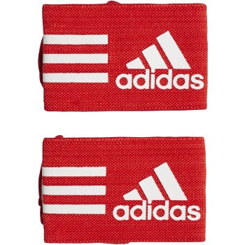 ADIDAS ANKLE STRAP- RED/WHITE