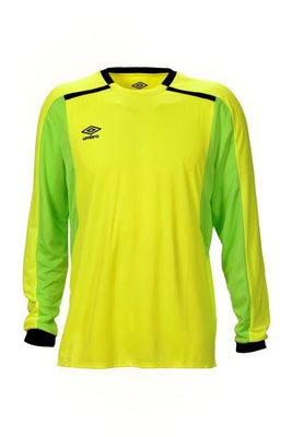 UMBRO ASTRO  GOALKEEPER JERSEY-YELLOW