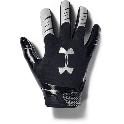 UNDER ARMOUR F7 GLOVE YOUTH - BLACK