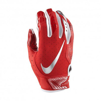 NIKE VAPOR JET 5.0 GLOVE- RED
