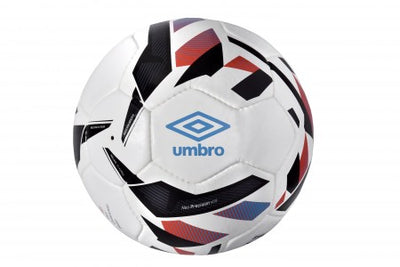 UMBRO NEO PRECISION BALL- WHITE/ BLACK