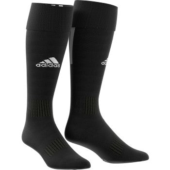 ADIDAS SANTOS SOCK- BLACK/WHITE