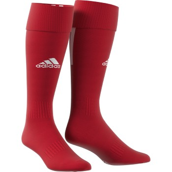 ADIDAS SANTOS SOCK-RED/WHITE