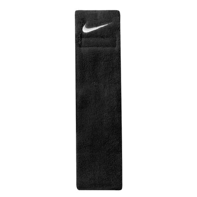 NIKE PRO FOOTBALL TOWEL BLACK