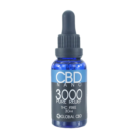 Pure Relief Ultra Nano CBD 3000