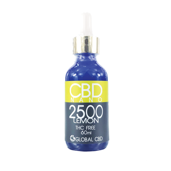 Nano Elevate Lemon 250 MG CBD