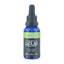 Load image into Gallery viewer, Complete Hemp 500 MG Multi Spectrum CBD