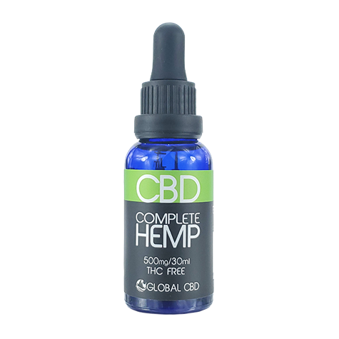 Complete Hemp 500 MG Multi Spectrum CBD
