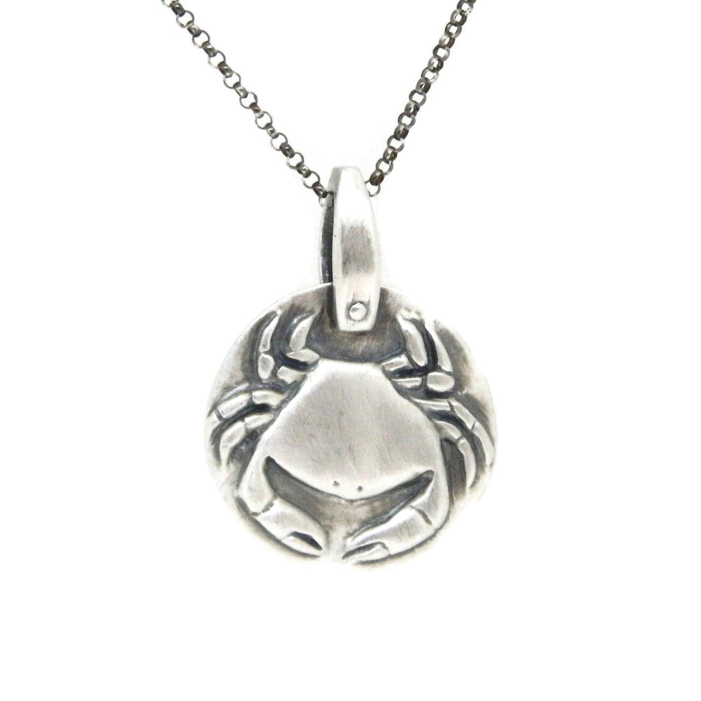Zodiac Pendant- Cancer