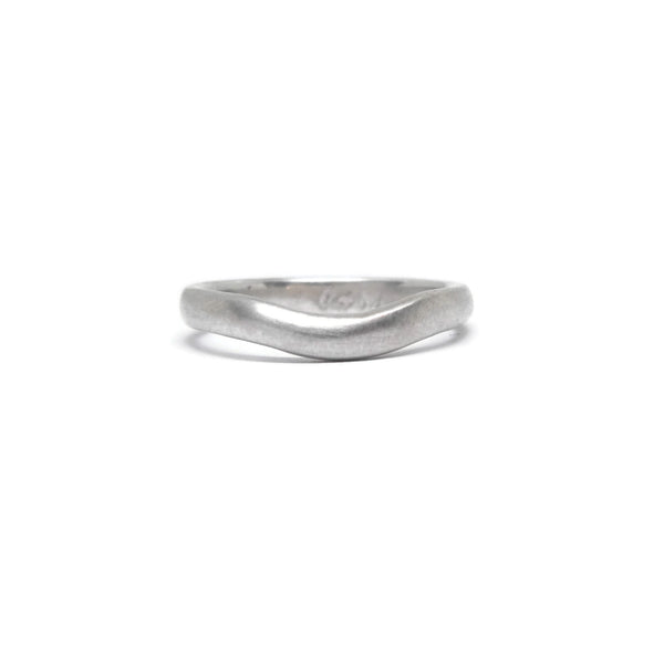 e. scott nuptials... The Classic Curved Women's Ring