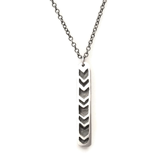 The Revival arrow pendant - e. scott originals