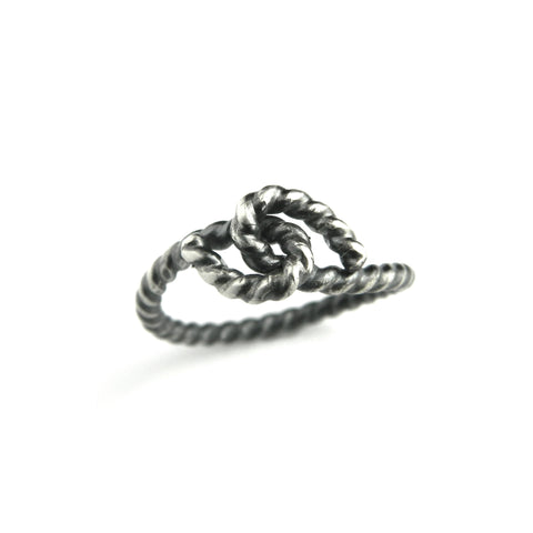 forget-me-knot stack ring - e. scott originals