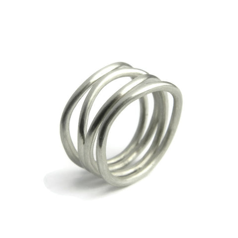 infinite wave ring - e. scott originals