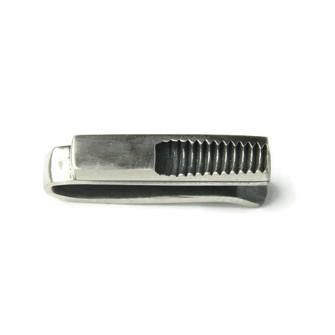 screw imprint tie bar - e. scott originals