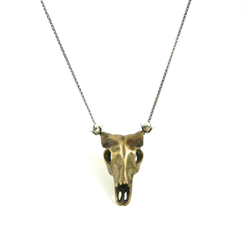 beautiful beast necklace - e. scott originals