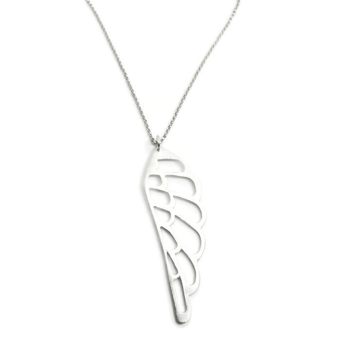 bird wing necklace - e. scott originals