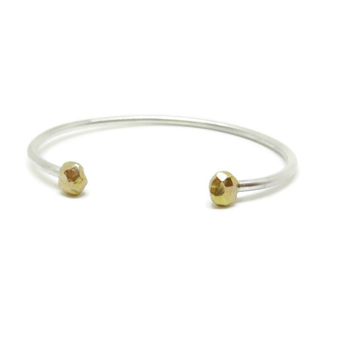 sunspot cuff bracelet - e. scott originals