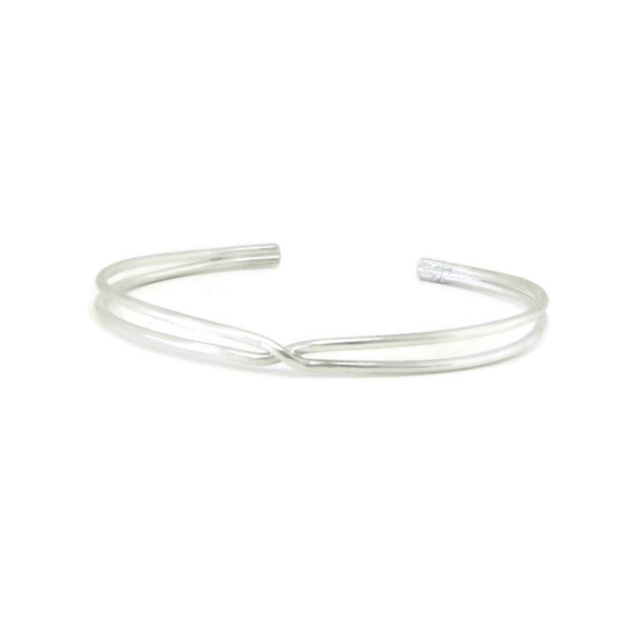 Infinite Wave cuff bracelet - e. scott originals