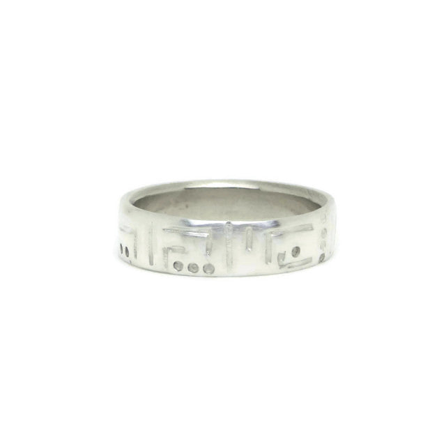 e. scott nuptials... The Deco Men's Ring - e. scott originals