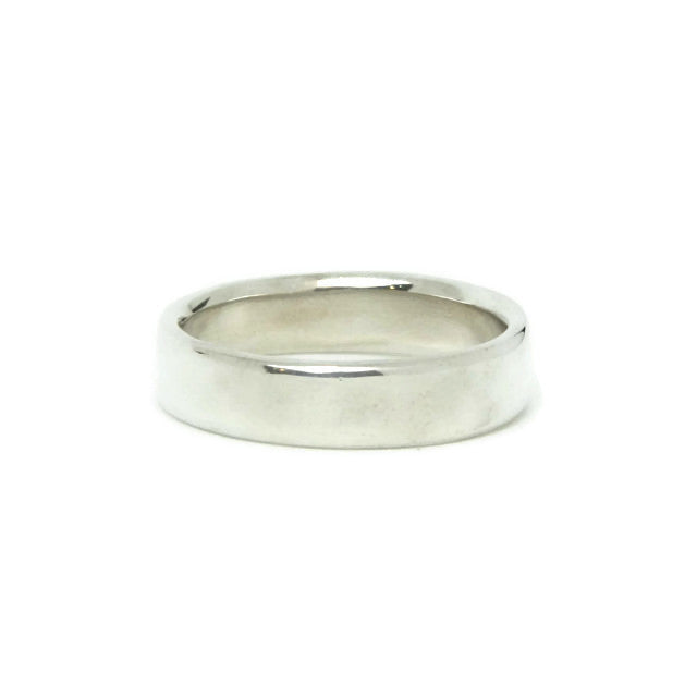 e. scott nuptials... The Classic Flat Men's Ring - e. scott originals