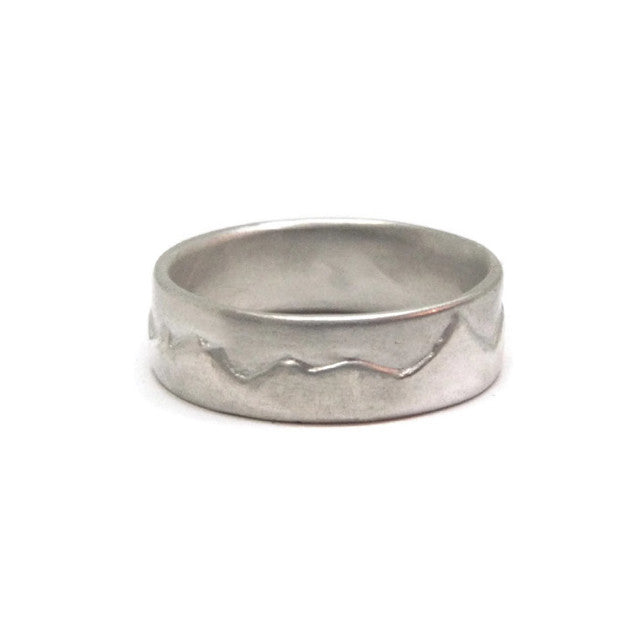 e. scott nuptials... The Mountains Men's Ring - e. scott originals