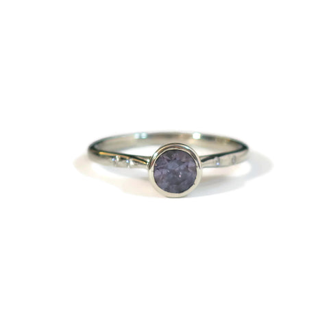 The Dainty- Color Change Sapphire
