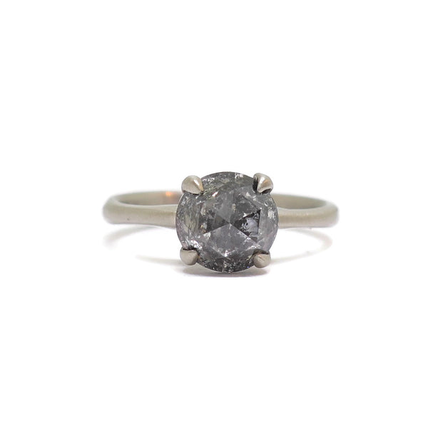 The Woven Tapered- Salt & Pepper Diamond