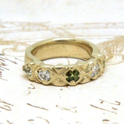 One of a kind Engagement Ring for Kerri