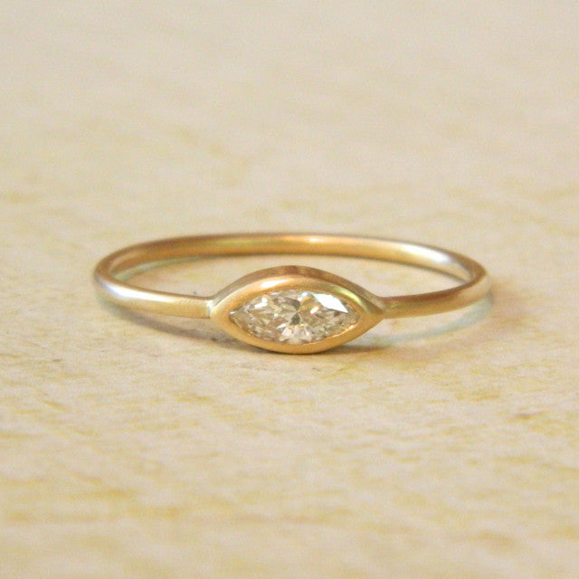 One of a kind Engagement ring for Libby