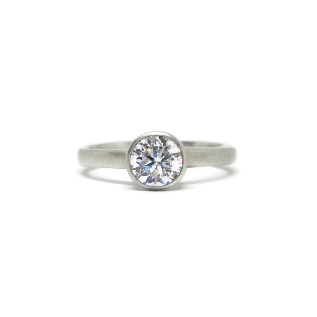 diamond rings contemporary engagement crownring designer jewellery