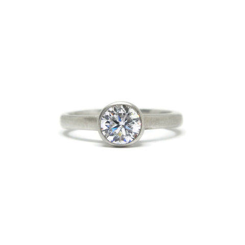 e. scott nuptials... The Modern Engagement Ring