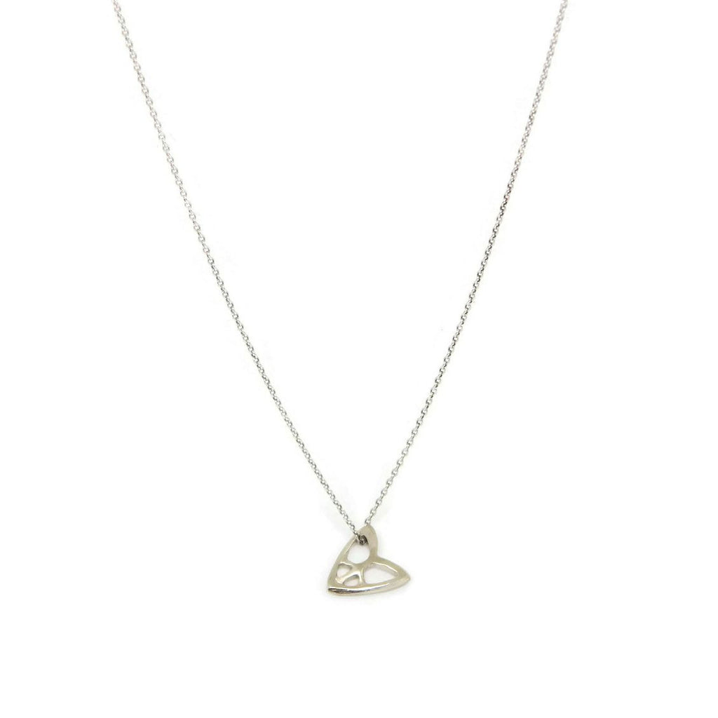 Peace & Love Necklace- 10% of sales go to charity