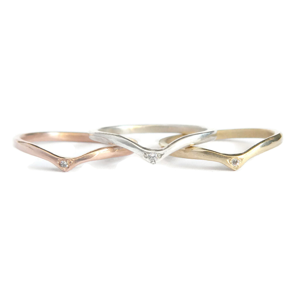 e. scott nuptials... The Point Women's Ring
