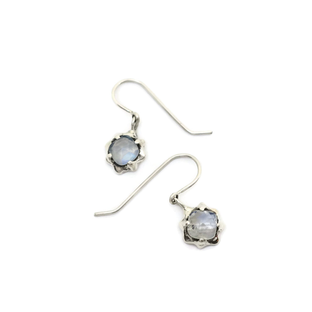 Royal drop earrings