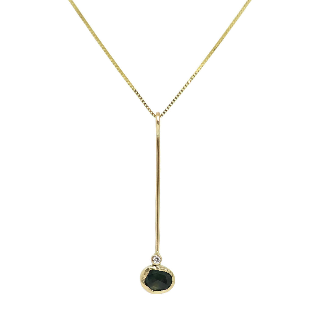 diamond white vintage sapphire jane gold sophie necklace products