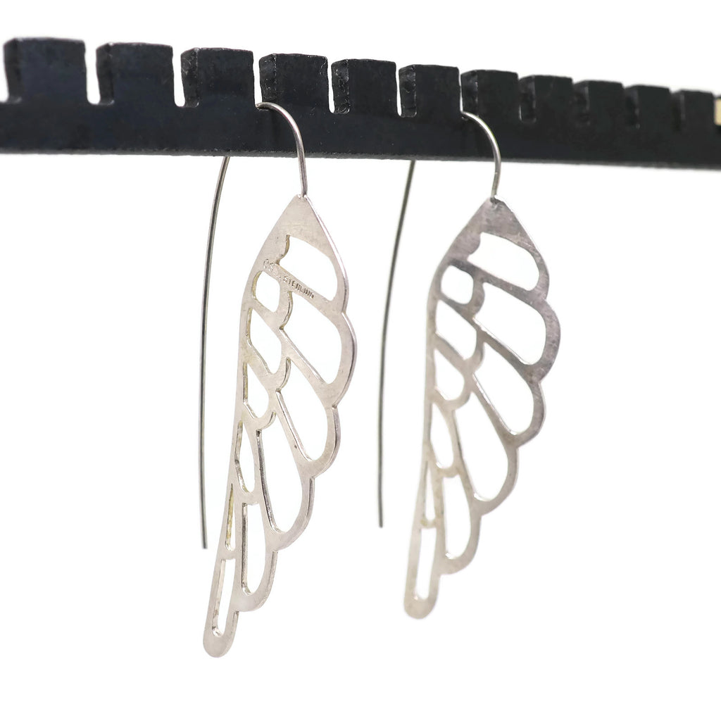 bird wing hoops