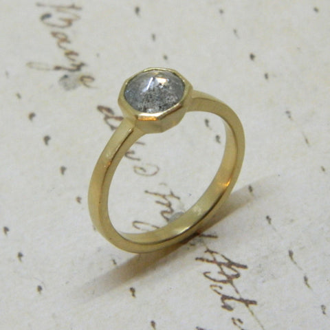 One of a kind Engagement Ring for Becca