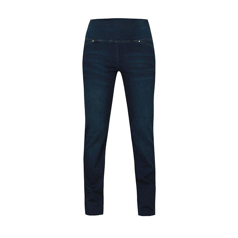 vanity jean night indigo (Stock Service Style) - By Design Fashions