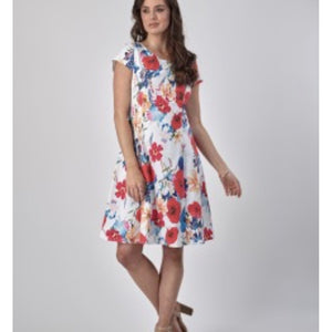 fit and flare dress - By Design Fashions