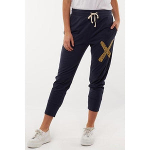 criss cross pant - By Design Fashions