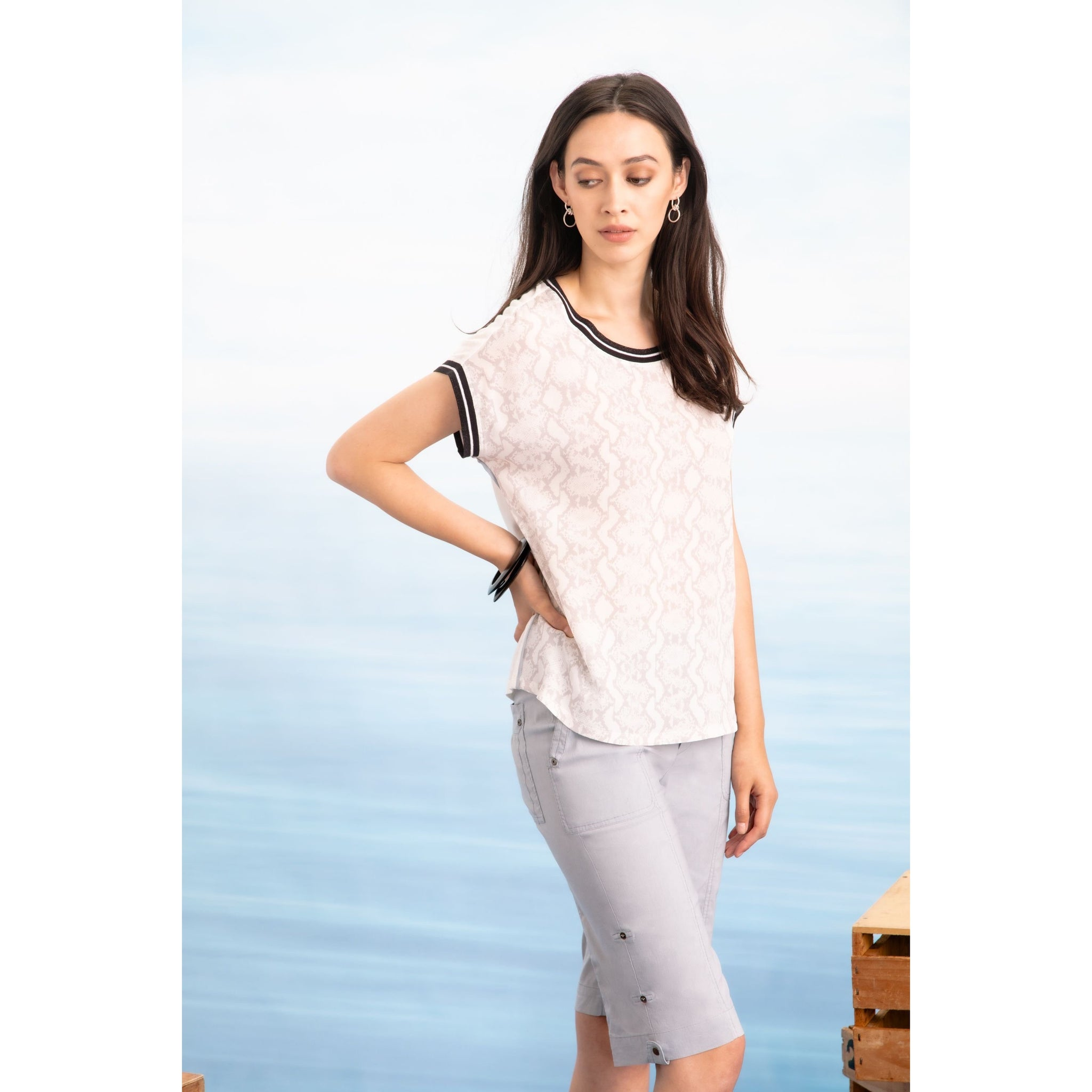 hunter top - By Design Fashions