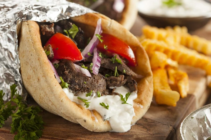 Beef and Lamb Shwarma