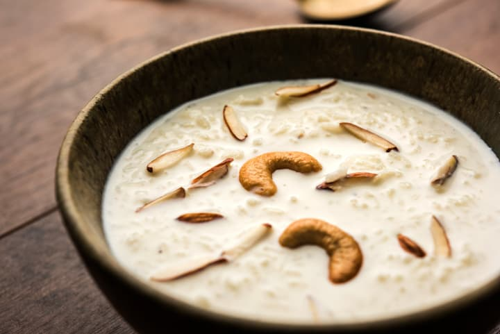 Chai Kheer Indian Rice Pudding