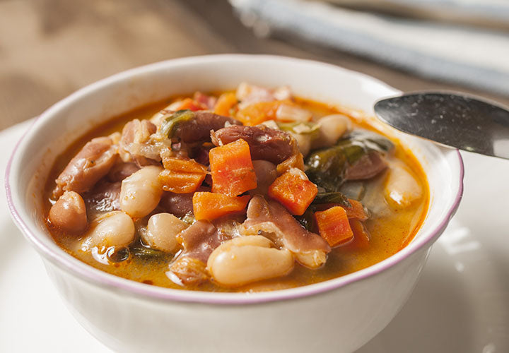 Chef Clay's Vegetarian Moroccan Stew